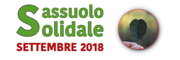 Giovani cittadini solidali – 29 Settembre 2018
