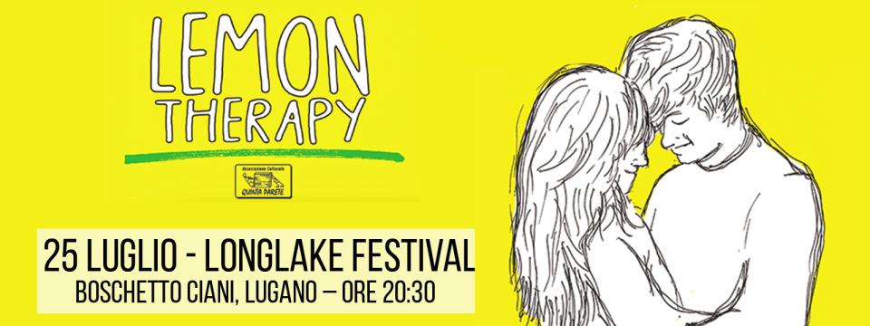Lemon Therapy – TOUR ESTIVO